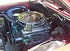 1965 Wildcat engine compartment